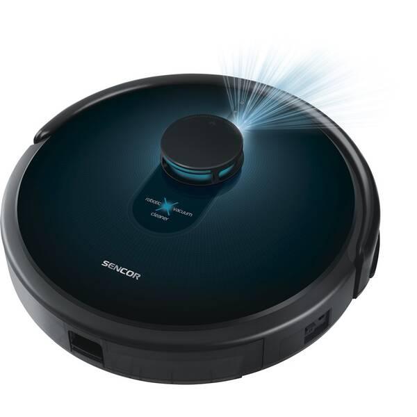 Robotický vysavač Sencor SRV 9250BK černý