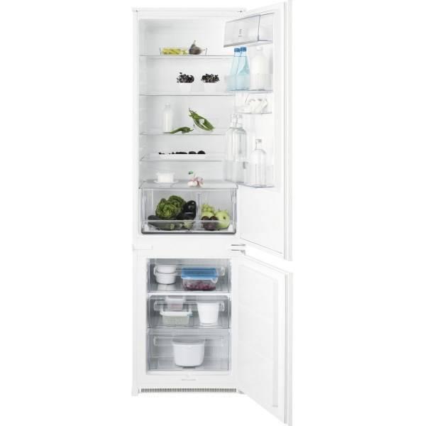 Kombinácia chladničky s mrazničkou Electrolux ENN3101AOW biela