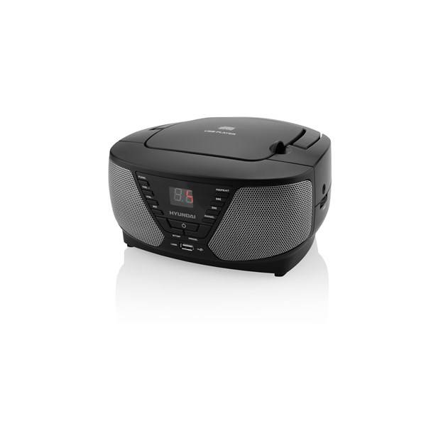 Radiopřijímač s CD Hyundai TRC222AU3B černý