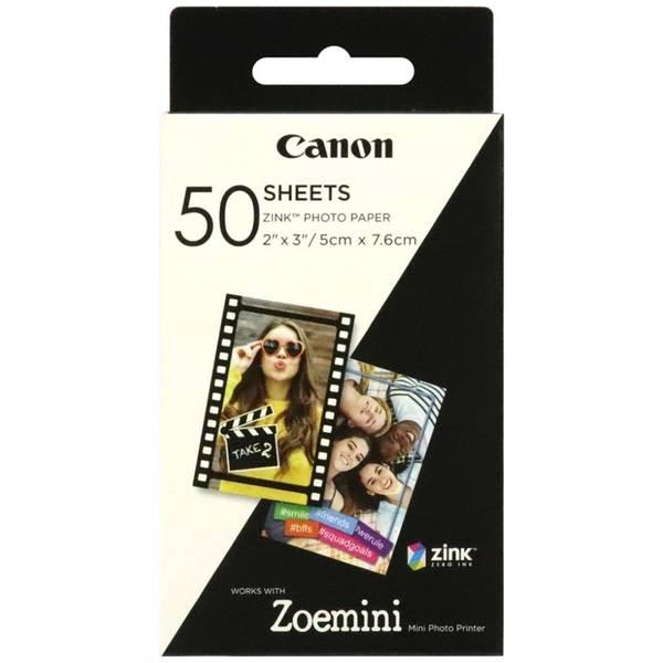 Fotopapír Canon ZP-2030, 50x76 mm, 50 ks, pro Zoemini (3215C002)