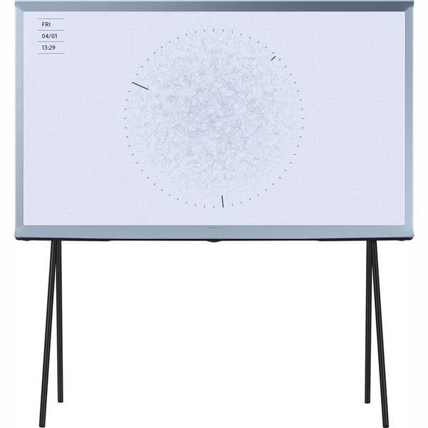 Televize Samsung The Serif QE55LS01TB modrá (Zboží vrácené ve 14 denní lhůtě, servisované 8801111817)