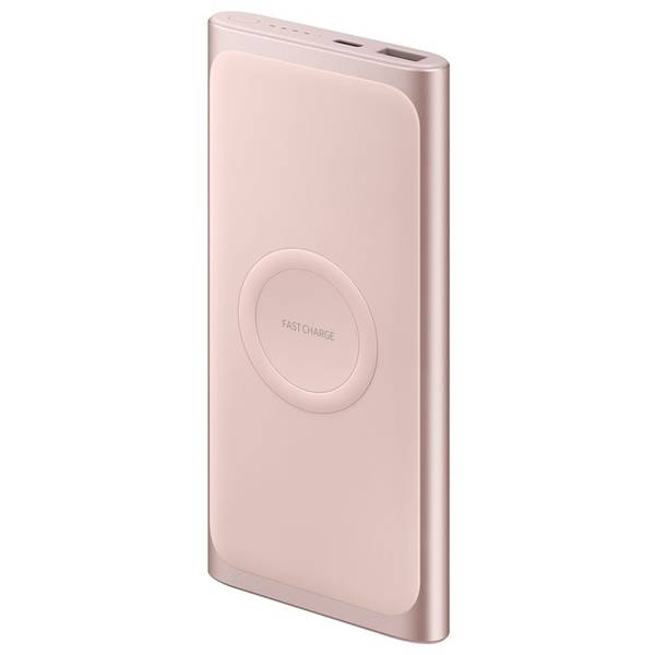 Powerbank Samsung 10000 mAh, USB-C, Qi (EB-U1200CPEGWW ) růžová