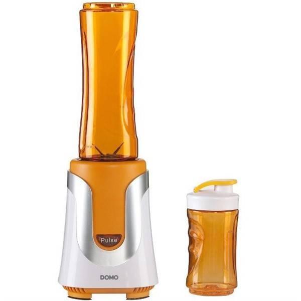 Stolní mixér Domo DO435BL (416724) oranžový (Náhradní obal / Silně deformovaný obal 3000001625)