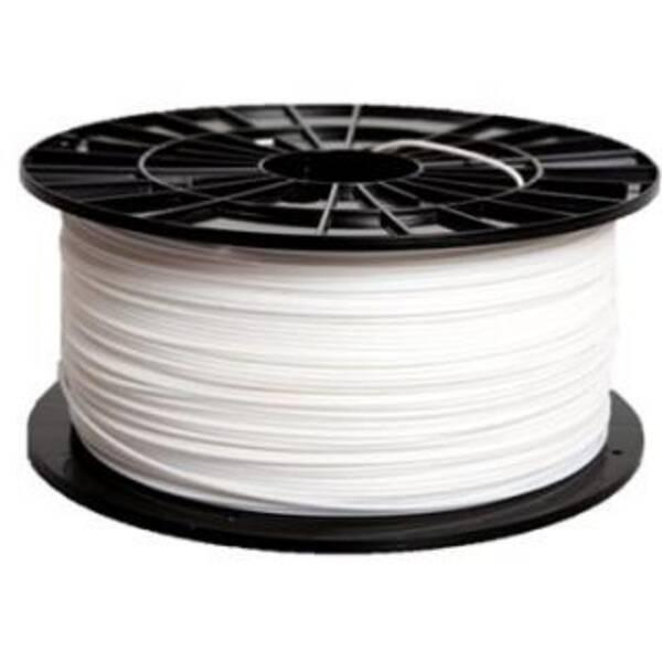 Tisková struna (filament) Plasty Mladeč 1,75 PETG, 2 kg (F175PETG_WH_2KG) bílá