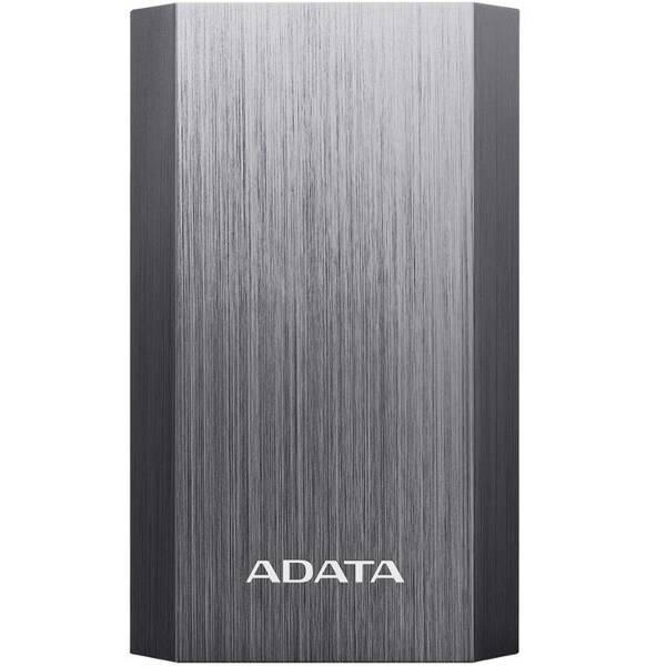 Power Bank ADATA A10050 10050mAh (AA10050-5V-CTI) sivá