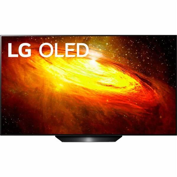 Televize LG OLED55BX černá