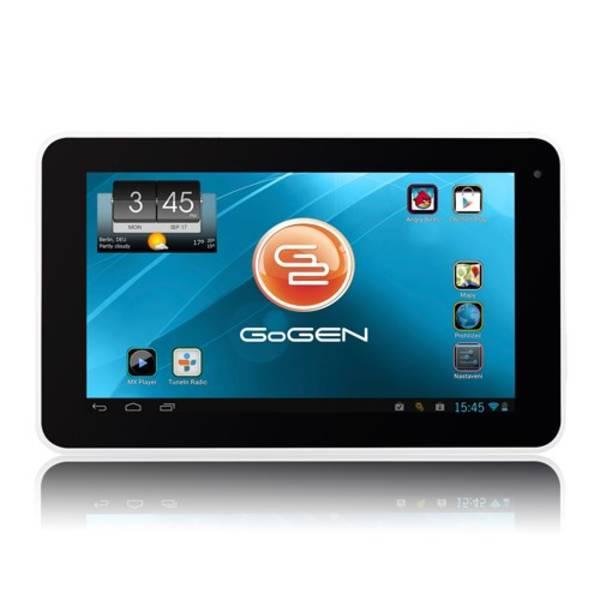 Dotykový tablet GoGEN TA 7400 W bílý