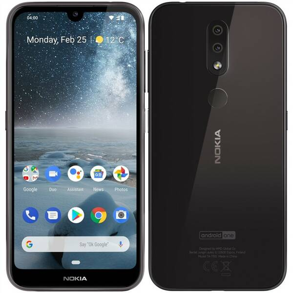 Mobilní telefon Nokia 4.2 Dual SIM (719901071291) černý