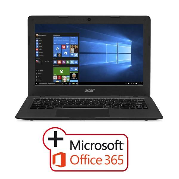 Notebook Acer Aspire One Cloudbook 11 (AO1-131-C0BA) (NX.SHFEC.001) šedý