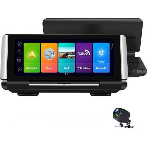Navigačný systém GPS Carneo Combo A9600 + kamera do auta čierna
