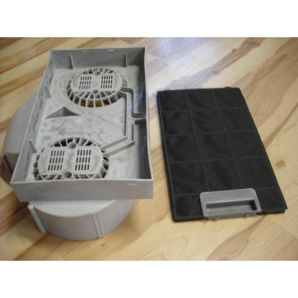 Uhlíkový filtr Guzzanti FW - KS 310 x 180