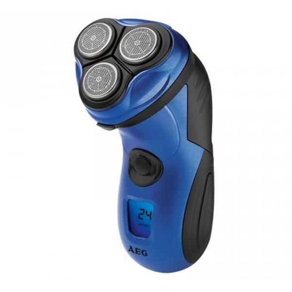 Holiaci strojček AEG HR 5655 BL modrý