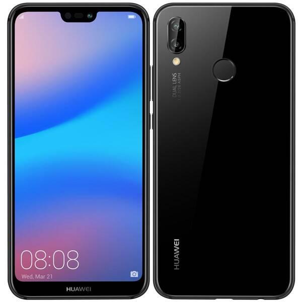 Mobilný telefón Huawei P20 lite (SP-P20LDSBOM) čierny