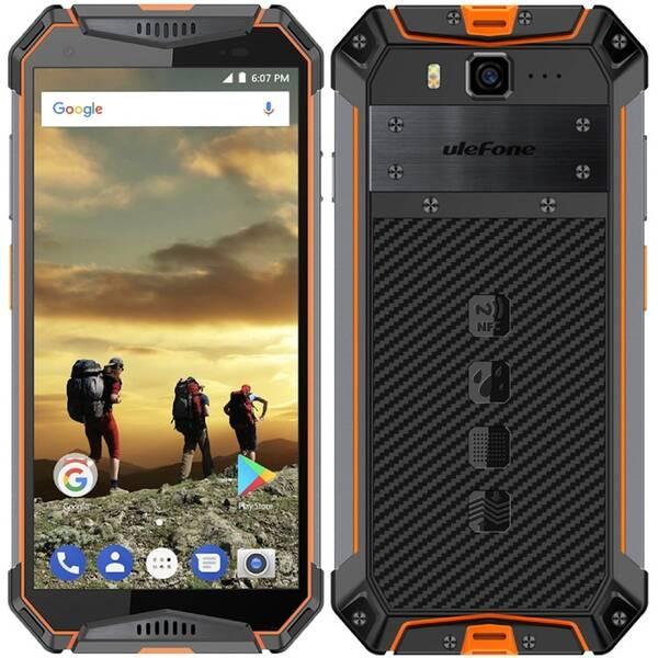 Mobilní telefon UleFone Armor 3W Dual SIM (ULE000293) oranžový