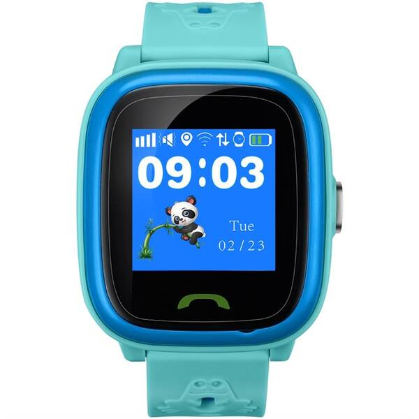 Inteligentné hodinky Canyon Polly Kids (CNE-KW51BL) modrý