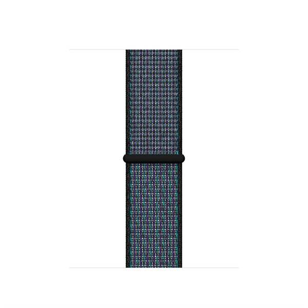Řemínek Apple Watch 40mm hyperfialový provlékací sportovní Nike (MV892ZM/A)