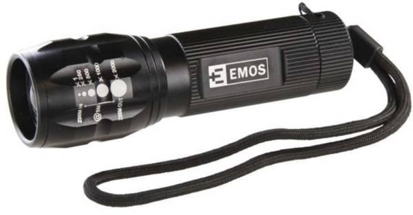Lampáš EMOS OL-1302, ST-SG7381, FL73086 (1440013102) čierna
