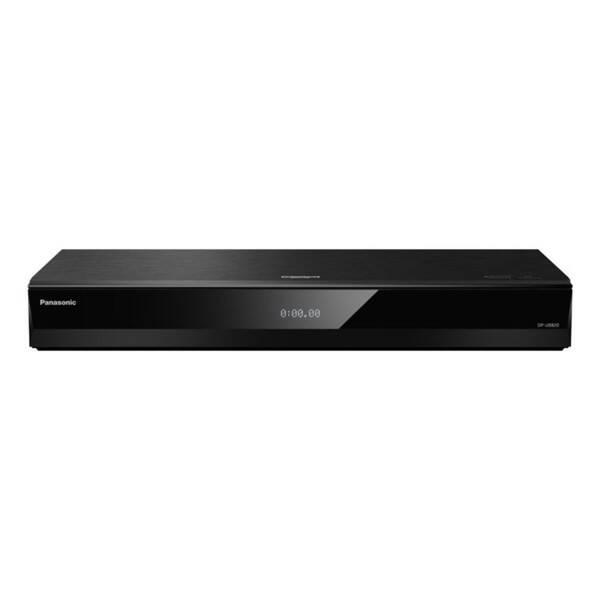 Blu-ray přehrávač Panasonic DP-UB820EGK černý (vrácené zboží 8800311340)