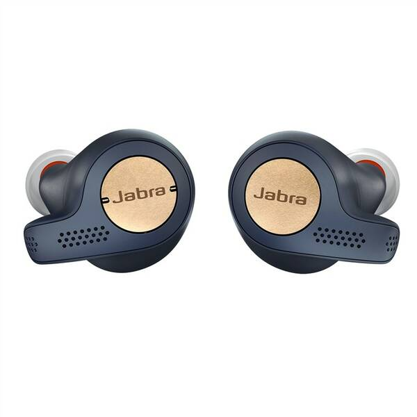 Slúchadlá Jabra Elite 65t Active (100-99010000-60) modrá/medená