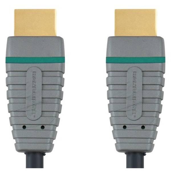 Kabel Bandridge Blue Blue HDMI 1.4, 1m (BN-BVL1201)