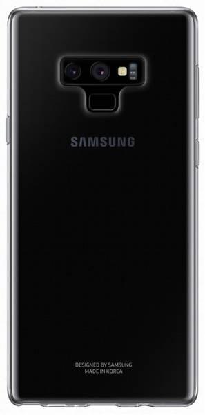Kryt na mobil Samsung Clear Cover pro Galaxy Note 9 (EF-QN960TTEGWW) průhledný (vrácené zboží 8800322431)