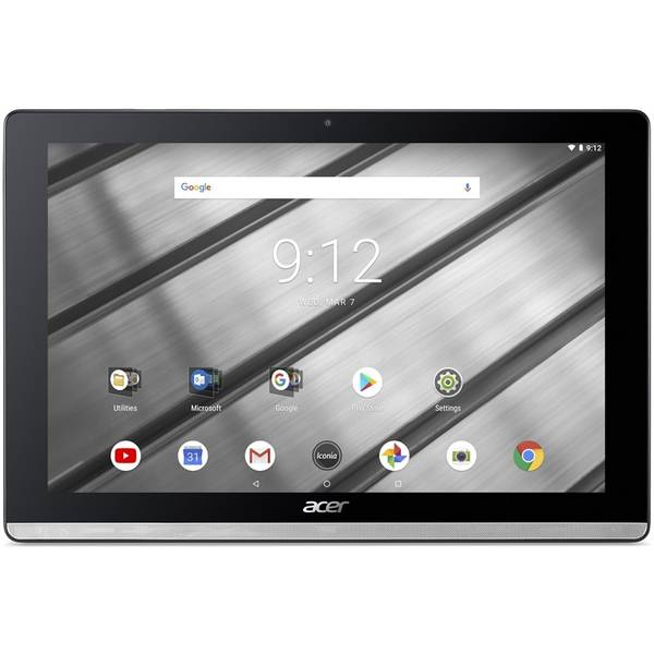 Dotykový tablet Acer Iconia One 10 Metal (B3-A50-K7BY) (NT.LF2EE.001) stříbrný