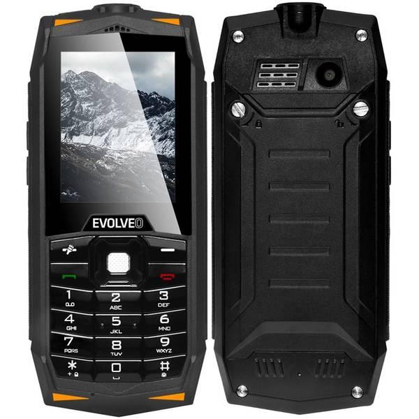 Mobilní telefon Evolveo Strongphone Z3 Dual SIM (SGP-Z3-B) černý (vrácené zboží 8800548624)