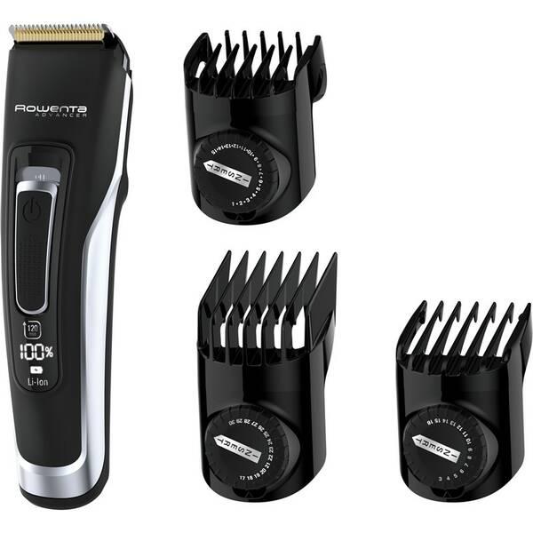 Zastřihovač vlasů Rowenta ADVANCER TN5240F0 stříbrný
