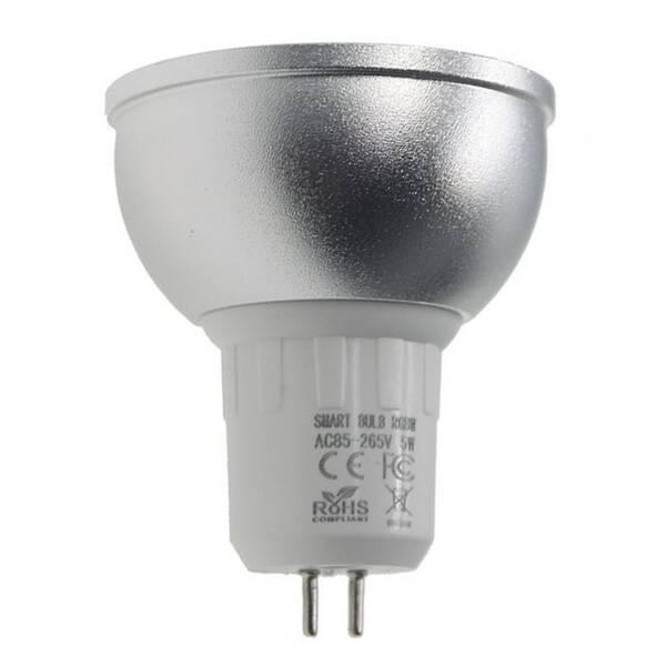 Chytrá žárovka iQtech SmartLife MR16, Wi-Fi, G13, 5W, barevná (iQTMR16)
