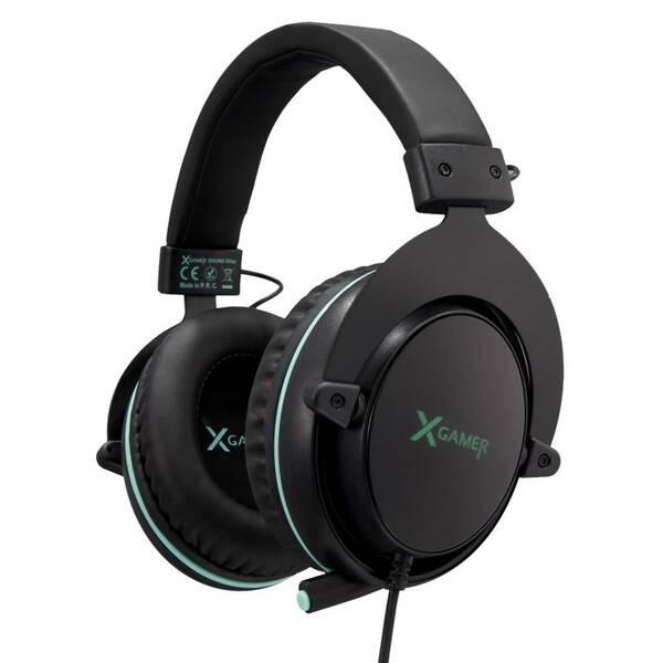 Headset X-Gamer Sound SD20 Virtual 7.1 (XG-SD20-001002) černý