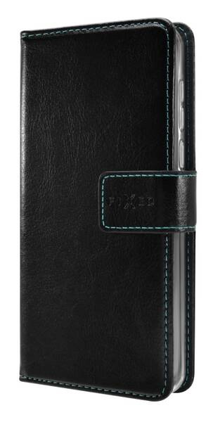 Púzdro na mobil flipové FIXED Opus pro Xiaomi Redmi 6A (FIXOP-328-BK) čierne