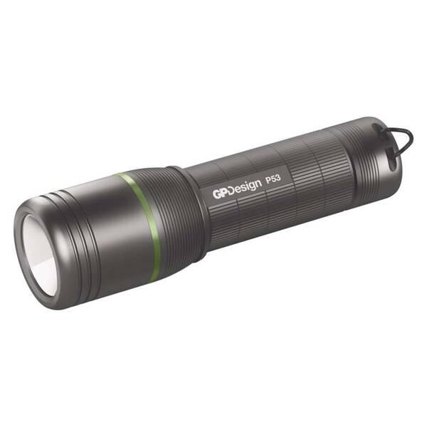 Svítilna GP P53 + 3x AAA baterie GP Ultra (1452000300)