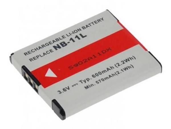 Batéria Avacom Canon NB-11L/NB-11LH Li-Ion 3,7V 600mAh (DICA-NB11-335)