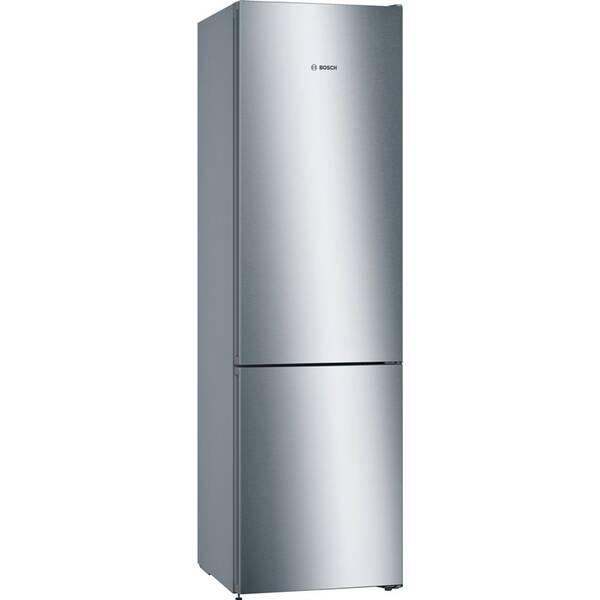 Chladnička s mrazničkou Bosch Serie | 4 KGN392IDA nerez