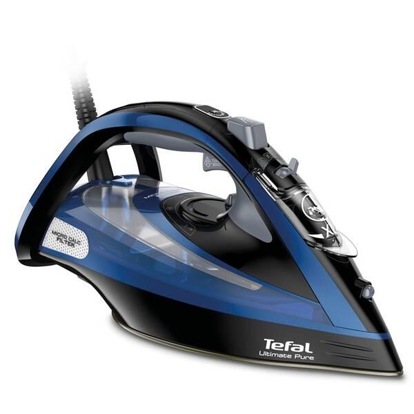 Žehlička Tefal Ultimate Pure FV9834E0 modrá