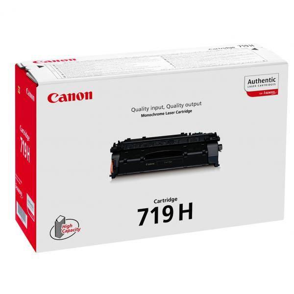 Toner Canon CRG-719 H, 6400 stran - originální (3480B002) černý