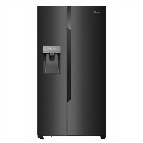 Americká lednice Hisense RS694N4TF2