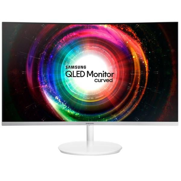 Monitor Samsung C32H711 (LC32H711QEUXEN) biely