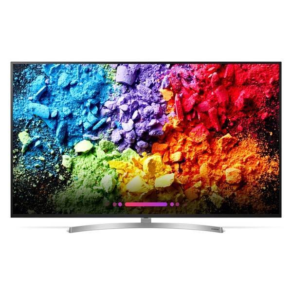 Televize LG 75SK8100PLA titanium