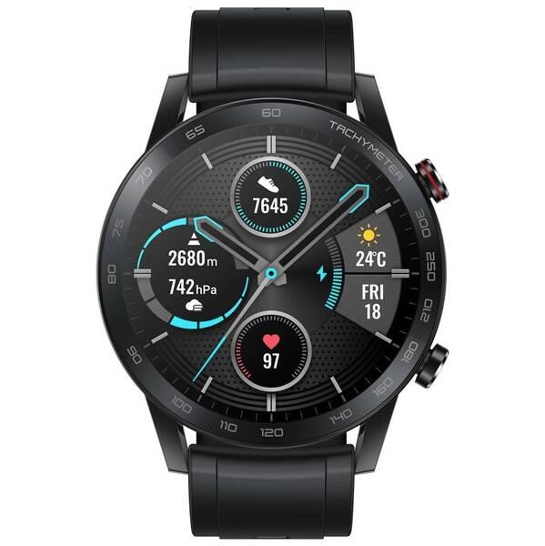 Inteligentné hodinky Honor Watch Magic 2 46 mm - Minos Black (55024855)