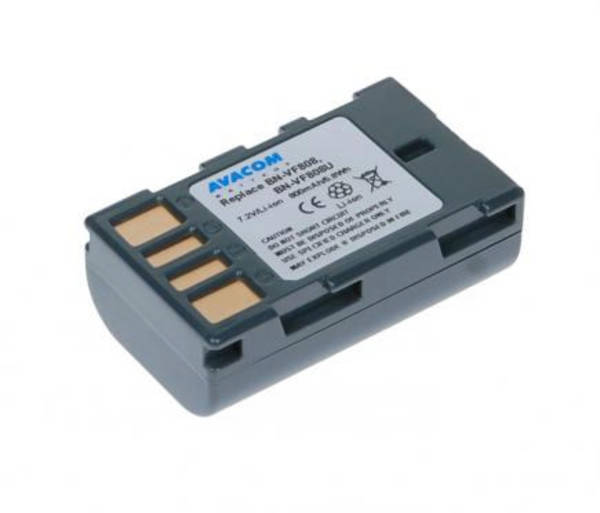 Akumulátor pro video/foto Avacom 800 BN-VF808, VF815, VF823 (VIJV-808-154)