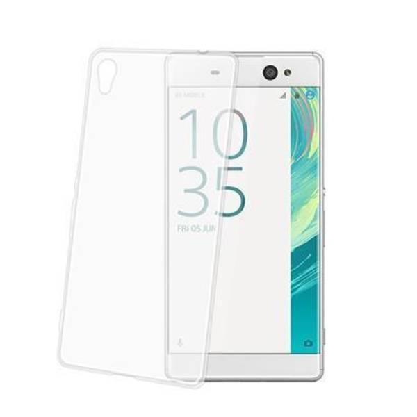 Kryt na mobil Celly Gelskin na Sony Xperia XA Ultra (GELSKIN638) priehľadný