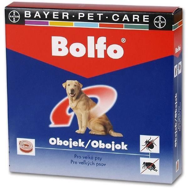 Obojok Bayer Bolfo 70cm, pro psy