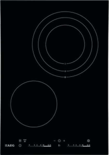 Sklokeramická varná deska AEG Mastery HC452021EB černá
