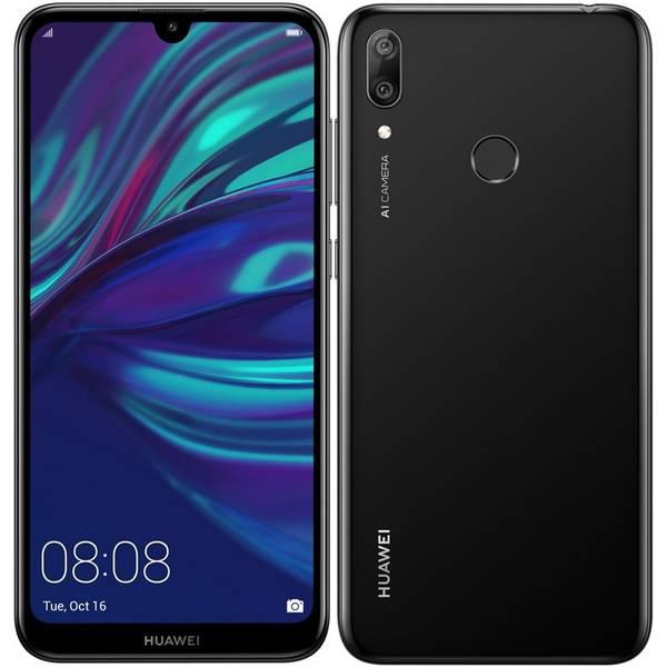 Mobilní telefon Huawei Y7 2019 Dual SIM (SP-Y719DSBOM) černý