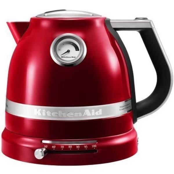 Rychlovarná konvice KitchenAid Artisan 5KEK1522ECA červená barva