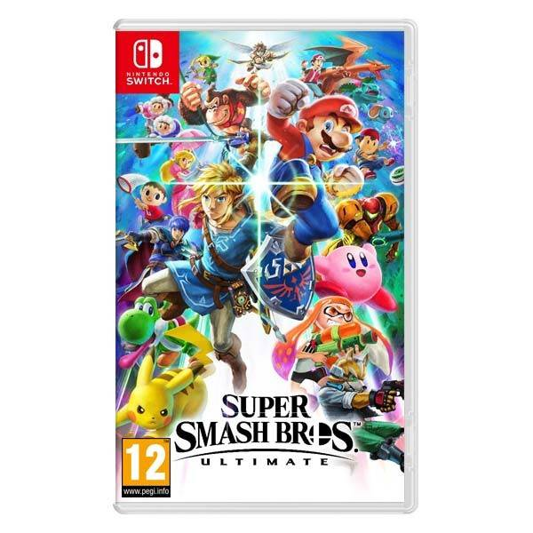 Hra Nintendo SWITCH Super Smash Bros. Ultimate (NSS676)