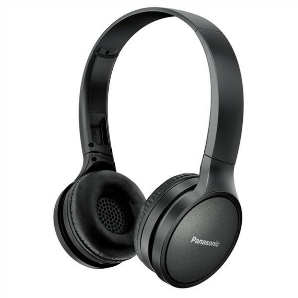 Sluchátka Panasonic RP-HF410BE-K (RP-HF410BE-K) černá