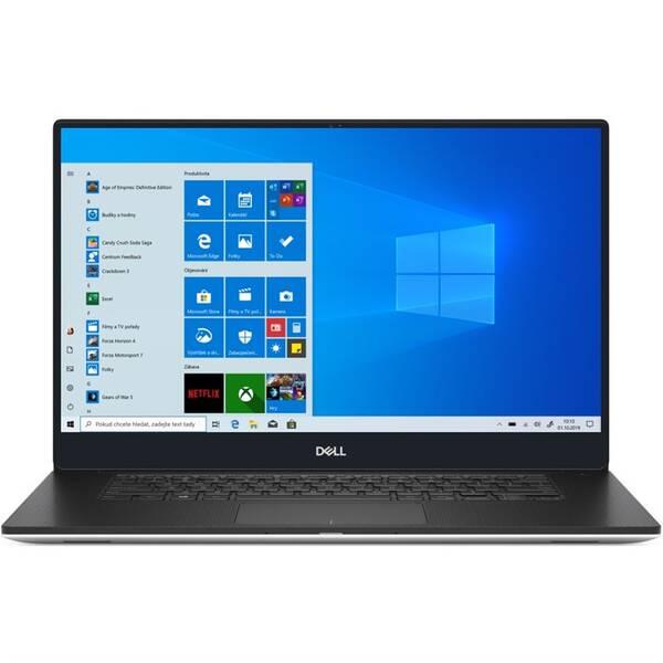Notebook Dell XPS 15 (7590) (N-7590-N2-511S) stříbrný