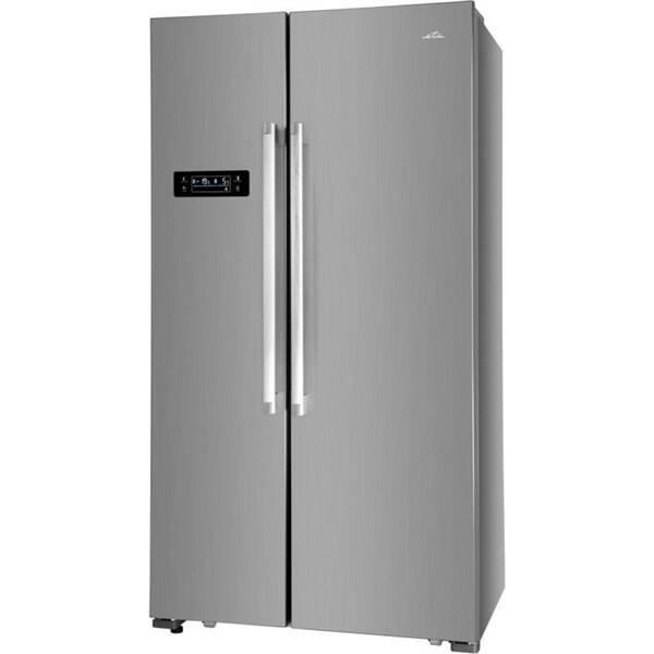 Americká chladnička ETA 136090010 nerez